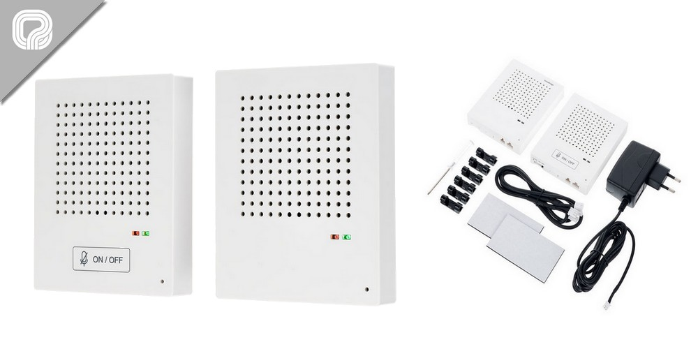 VB-G2S | Counter intercom for cashiers & customer attention